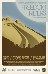 Freedom Riders Event Poster