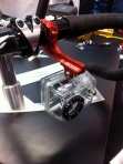 The K-Edge drop bar GoPro mount.