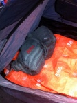 "Taking ""adventure by bike"" to the next level with Salsa sleeping bags!"