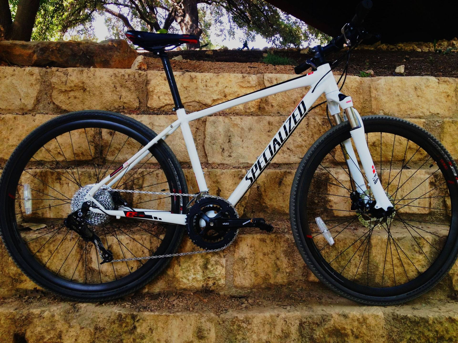 Ridden & Reviewed: A Preview Ride on the 2013 Specialized Crosstrail