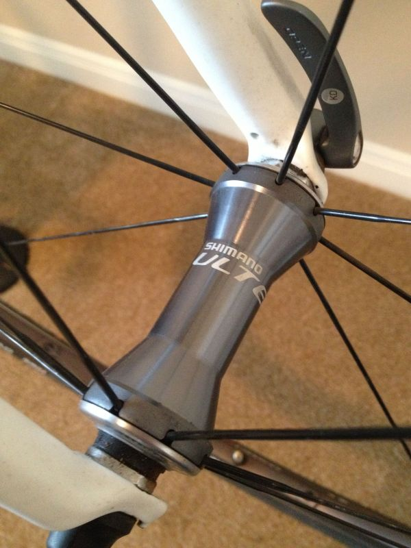 Shimano hubs are noted for their smoothness.