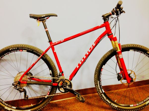 Salsa's Sir 9 is another bike for the more traditional MTB crowd.