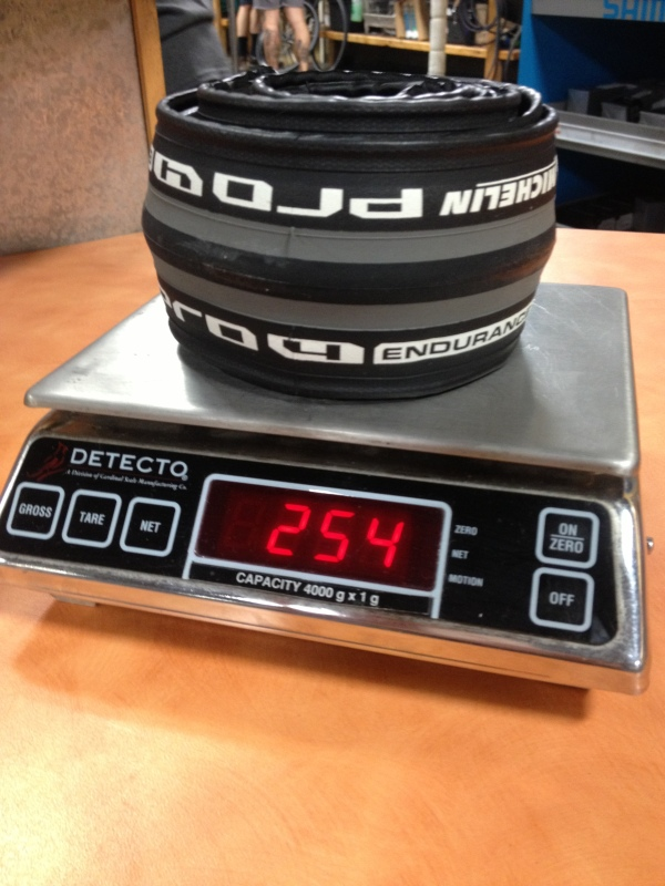 Weight isn't everything, but for those that are concerned: 255 grams on average.