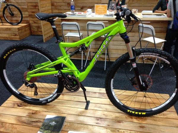Juliana Bicycles' new Juno 650b for women.