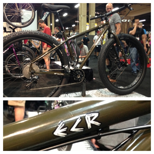Camp by bike, anyone? The Surly ECR has you covered!