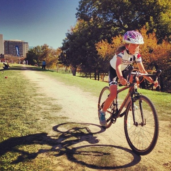 Junior cyclocross rider Piper tore it up this season and had a blast at the same time.