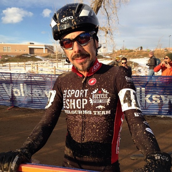 """Wet conditions don't slow down our eBay Czar, Joey """"the Cuban Missile"""" Machado. Just off the podium this past Sunday at La Primavera."""