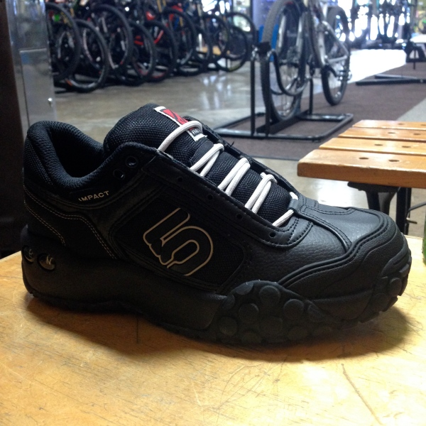 The Five Ten Impact. As the name implies, the rubber used for the sole compound also adds a good measure of comfort.