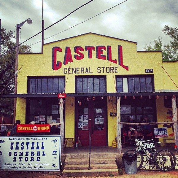 Castell, TX played host to the first annual Castell Grind earlier this month.