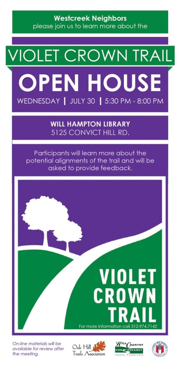 Violet Crown Trail  I  Open House  I  7.30.14-01
