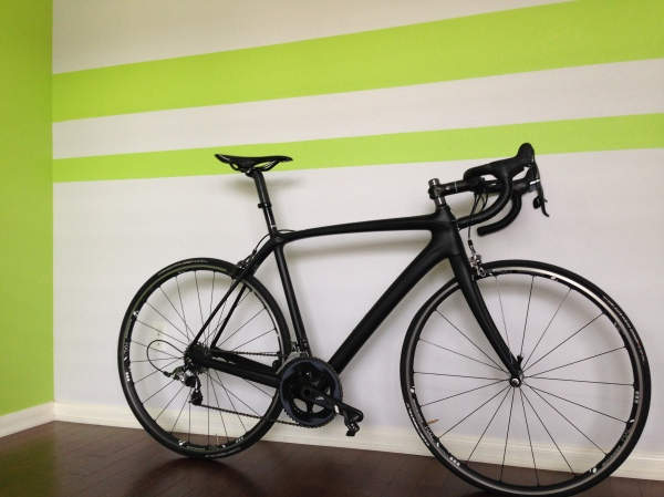 The 2014 Race Shop Limited Classics Edition Domane.