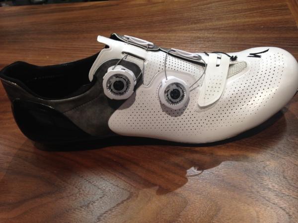 Specialized Sworks road shoe