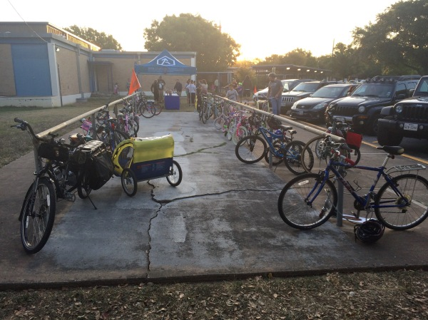 Bike to School Day1