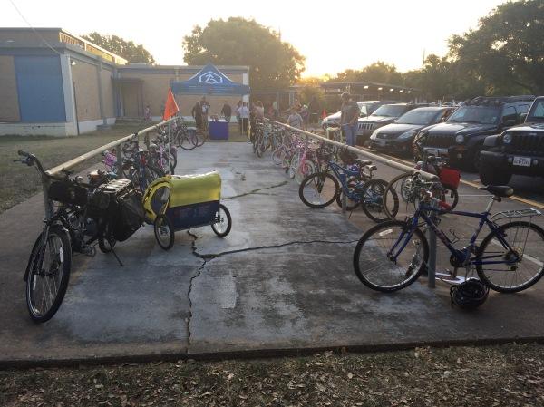 Bike to School Day1
