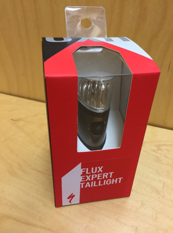 Lights like the Specialized Flux Expert have setting specifically designed for daytime use.