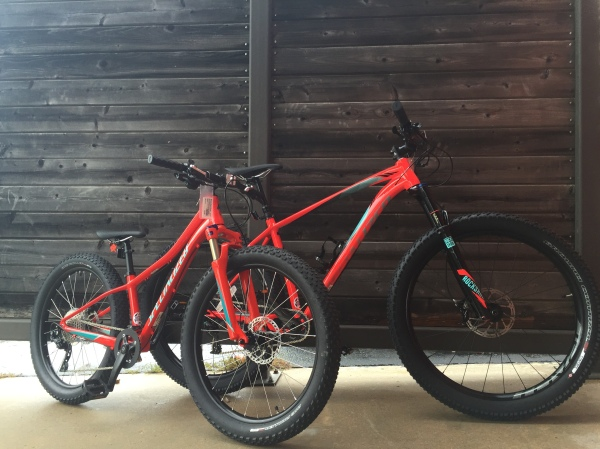 Like the adult 6Fattie MTBs, the Riprock is built for fun.